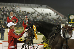 HICKSTEAD<br /> Kentucky - Alltech FEI WEG 2010<br /> /Stefan Lafrentz
