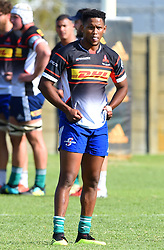 Cape Town-1800821- WP player Craig Barry at training in Bellville preparing for the  Currie Cup against  Toyota Cheetas on saturday at Newlands .photographer:Phando Jikelo/African News Agency/ANA