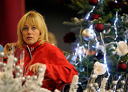 28-12-2010 SCHAATSEN: KPN NK ALLROUND EN SPRINT: HEERENVEEN<br /> In een interview met Mart Smeets  heeft Marianne Timmer per direct een punt gezet achter haar schaatscarriere. <br /> ©2010-WWW.FOTOHOOGENDOORN.NL