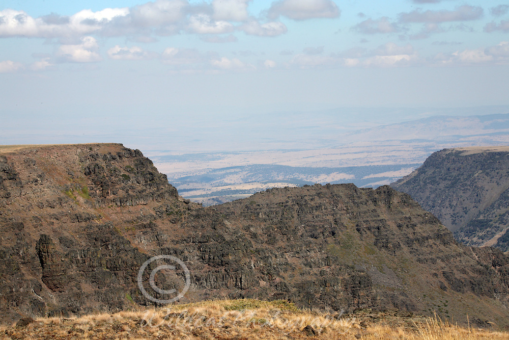 Up on Kiger Pass, Steens Mountain.