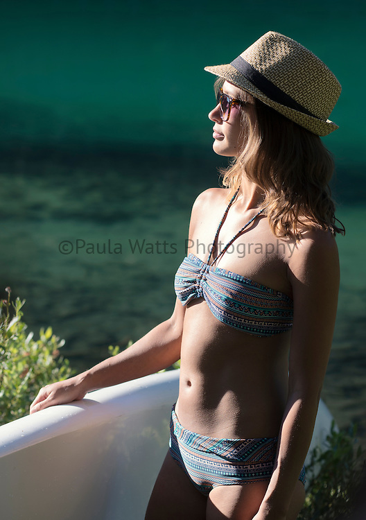 Stand Up Paddle Boarding Editorial and Fashion