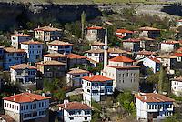 Turquie. Region de la Mer Noire. Ville de Safranbolu. Patrimoine mondiale de l'Unesco.  // Turkey. Black Sea region. City of Safranbolu. Unesco world heritage.