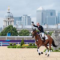 London 2012 Olympics - Eventing