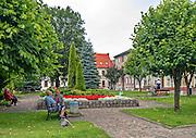 2013-07-14. Rynek w Złocieńcu
