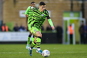 Forest Green Rovers Jack Aitchison(29), on loan from Celtic during the EFL Sky Bet League 2 match between Forest Green Rovers and Swindon Town at the New Lawn, Forest Green, United Kingdom on 21 December 2019.