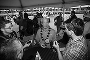 MAUI, HI - NOVEMBER 20:  during the Coaches Press Conference of the Maui Invitational. (Photo by Aric Becker)