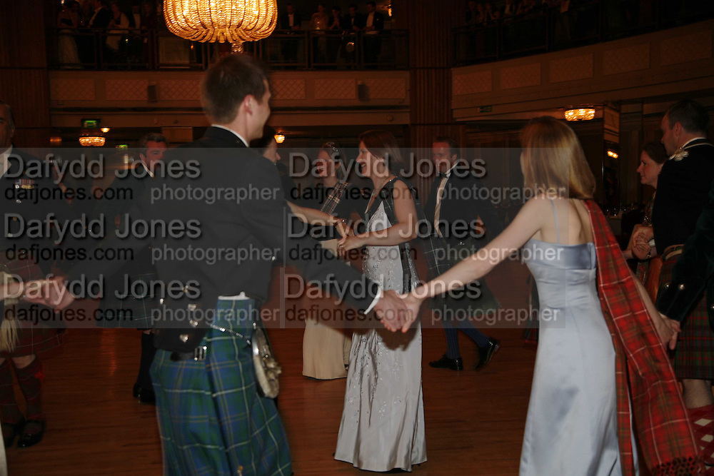 The Royal Caledonian charity Ball 2006.Grosvenor House. London. 5 May 2006. . ONE TIME USE ONLY - DO NOT ARCHIVE  © Copyright Photograph by Dafydd Jones 66 Stockwell Park Rd. London SW9 0DA Tel 020 7733 0108 www.dafjones.com