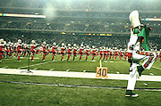 """""""The Marching 100"""" FAMU Rattlers at the Battle of the Bands"""