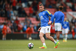 Ross Barkley of Everton warms up - Mandatory by-line: Jason Brown/JMP - 24/09/2016 - FOOTBALL - Vitality Stadium - Bournemouth, England - AFC Bournemouth v Everton - Premier League