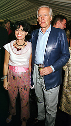MR & MRS MICHAEL BOXFORD at a ball in London on 14th June 2000.OFE 34<br /> © Desmond O'Neill Features:- 020 8971 9600<br />    10 Victoria Mews, London.  SW18 3PY <br /> www.donfeatures.com   photos@donfeatures.com<br /> MINIMUM REPRODUCTION FEE AS AGREED.<br /> PHOTOGRAPH BY DOMINIC O'NEILL