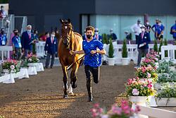 Vlock Teddy, ISR, Amsterdam 27<br /> Olympic Games Tokyo 2021<br /> © Hippo Foto - Dirk Caremans<br /> 31/07/2021