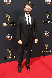 Jay Duplass  bei der Verleihung der 68. Primetime Emmy Awards in Los Angeles / 180916<br /> <br /> *** 68th Primetime Emmy Awards in Los Angeles, California on September 18th, 2016***