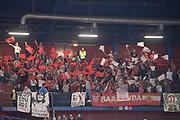DESCRIZIONE : Milano BEKO Final Eigth  2016<br /> Giorgio Tesi Group Pistoia - Dolomiti Energia Trento<br /> GIOCATORE : Ultras Tifosi Spettatori Pubblico Giorgio Tesi Group Pistoia<br /> CATEGORIA :  Ultras Tifosi Spettatori Pubblico<br /> SQUADRA : Giorgio Tesi Group Pistoia<br /> EVENTO : BEKO Final Eight 2016<br /> GARA : Giorgio Tesi Group Pistoia - Dolomiti Energia Trento<br /> DATA : 19/02/2016<br /> SPORT : Pallacanestro<br /> AUTORE : Agenzia Ciamillo-Castoria/M.Longo<br /> Galleria : Lega Basket A 2016<br /> Fotonotizia : Milano Final Eight  2015-16 Giorgio Tesi Group Pistoia - Dolomiti Energia Trento<br /> Predefinita :