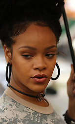 November 9, 2016 - New York, New York, United States - Actress and singer Rihanna was on the Brooklyn set of the new movie 'Ocean's Eight' on November 9 2016 in New York City  (Credit Image: © Zelig Shaul/Ace Pictures via ZUMA Press)