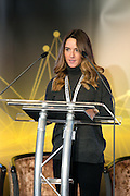 Hannah Clarke at the Orreco Science Summit, Glenlo Abbey Hotel, Galway, 25.10.16
