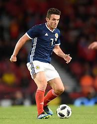 Scotland's John McGinn during the International Friendly at Hampden Park, Glasgow.