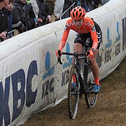 26-12-2019: Wielrennen: Wereldbeker veldrijden: Zolder: Inge van der Heijden