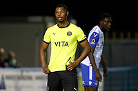 Nyal Bell. Guiseley AFC 1-5 Stockport County FC. Pre-Season Friendly. 15.9.20