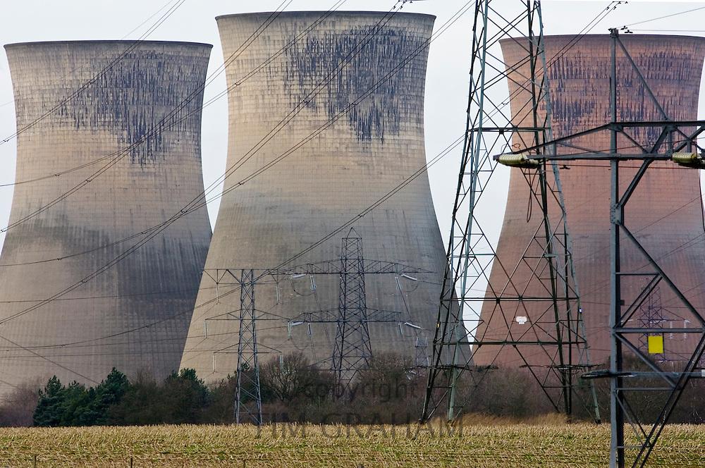 Drakelow Power Station, Staffordshire, United Kingdom