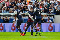 Goal et joie Diego Rolan (gir)