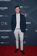RHYS ERNST at the premiere of Amazon's 'Transparent' season two at the Pacific Design Center in Los Angeles, California