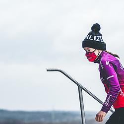 12-03-2021: Wielrennen: Healthy Ageing Tour: Wijster<br />Lonneke Uneken