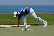 Martin Kaymer (GER) on the 9th during Round 3 of the Oman Open 2020 at the Al Mouj Golf Club, Muscat, Oman . 29/02/2020<br /> Picture: Golffile | Thos Caffrey<br /> <br /> <br /> All photo usage must carry mandatory copyright credit (© Golffile | Thos Caffrey)