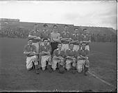 1953 - Drumcondra v Shelbourne at Dalymount Park