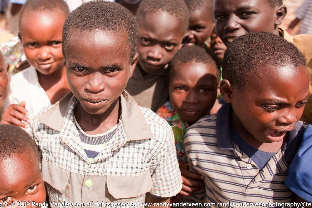 Photo Randy Vanderveen.Rwanda.Rwandan children and youth