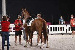 Auffarth Sandra, GER, Viamant Du Matz, 233<br /> Olympic Games Tokyo 2021<br /> © Hippo Foto - Stefan Lafrentz<br /> 30/07/2021