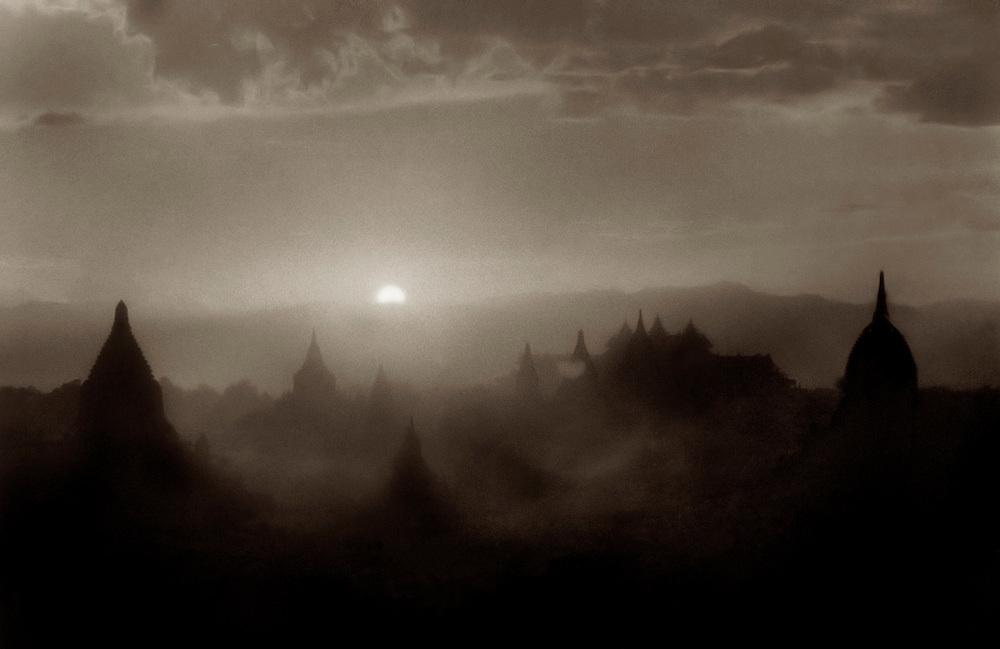 Bagan Sunset  - Bagan, Myanmar.