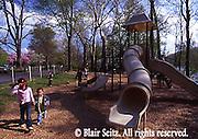 Harrisburg, Fort Hunter children's playground
