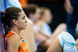 16-10-2018 JPN: World Championship Volleyball Women day 17, Nagoya<br /> Netherlands - China 1-3 / Myrthe Schoot #9 of Netherlands