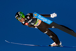 Jernej Damjan (SLO) during the Trial Round of the Ski Flying Hill Individual Competition at Day 1 of FIS Ski Jumping World Cup Final 2019, on March 21, 2019 in Planica, Slovenia. Photo by Matic Ritonja / Sportida