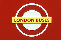 Grande Bretagne, Royaume Unis, Angleterre, Londres, Bus londonien, Détail // UK, London, Local Bus