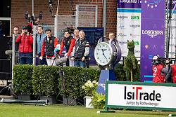 Devos Pieter, BEL, Jade vd Bisschop<br /> European Championship Riesenbeck 2021<br /> © Hippo Foto - Dirk Caremans<br />  01/09/2021