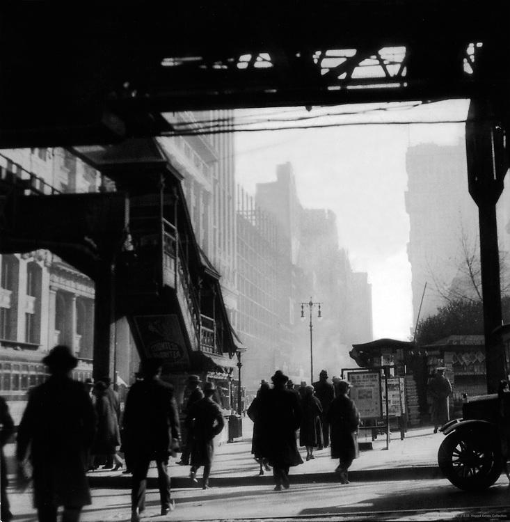 New York City, 1921