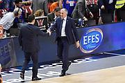 DESCRIZIONE : Madrid Eurolega Euroleague 2014-15 Final Four 3rd 4th place finale 3 4 posto Fenerbahce Ulker Istanbul Cska Moscow Cska Mosca<br /> GIOCATORE : Zeljko Obradovic Dimitris Itoudis<br /> SQUADRA : Fenerbahce Ulker Istanbul CSKA Mosca<br /> CATEGORIA : fair play ritratto allenatore coach<br /> EVENTO : Eurolega 2014-2015<br /> GARA : Fenerbahce Ulker Istanbul Cska Mosca<br /> DATA : 17/05/2015<br /> SPORT : Pallacanestro<br /> AUTORE : Agenzia Ciamillo-Castoria/GiulioCiamillo<br /> Galleria : Eurolega 2014-2015<br /> DESCRIZIONE : Madrid Eurolega Euroleague 2014-15 Final Four 3rd 4th place finale 3 4 posto Fenerbahce Ulker Istanbul Cska Moscow Cska Mosca