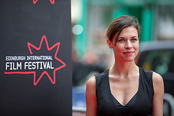 The Edinburgh International Film Festival Opening Night Premiere features the film Puzzle. Directed by Mark Turtletaub it stars Kelly Macdonald and Irrfan Khan. <br /> <br /> Pictured: Anna Ularu