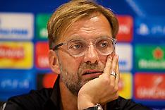 2017-08-22 Liverpool Training & Press Conf