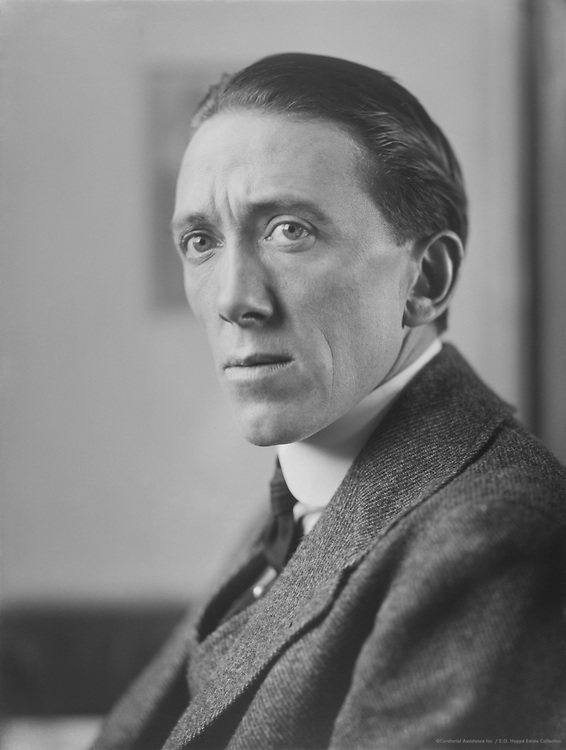 Gerald du Maurier, actor and theater manager, 1911