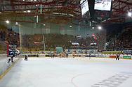Rapperswils gegen Langnaus  im Spiel der Ligaqualifikation zwischen den Rapperswil-Jona Lakers und den SCL Tigers, am Montag, 06. April 2015, in der Diners Club Arena Rapperswil-Jona. (Thomas Oswald)