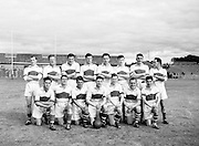 Neg No: .876/a19804-a1989..1955AIJFCF...1955.All Ireland Junior Football Championship - Home Final..18.09.1955, 09.18.1955, 18th September 1955.Cork.03-10..Derry.01-07...Derry Team