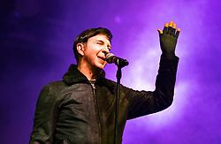 Edinburgh, Scotland, UK. 31st Dec 2019. Edinburgh's famous Hogmanay party. Pictured Marc Almond at Waverley Stage. Iain Masterton/Alamy Live News