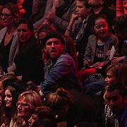 NLD/Hilversum/20120120 - Finale the Voice of Holland 2012, Ben Saunders en broer Dean Saunders
