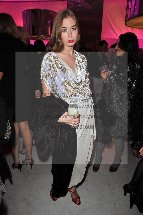ANOUSKA GERHAUSER  at the launch of Project PEP to benefit the Elton John Aids Foundation hosted by Tamara Mellon and Diana Jenkins in association with Jimmy Choo held at Selfridges, Oxford Street, London on 29th October 2009.