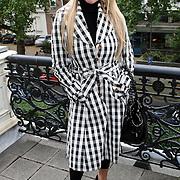 NLD/Amsterdam/20070909 - Modeshow Frans Molenaar najaar 2007, Angela van Hulten