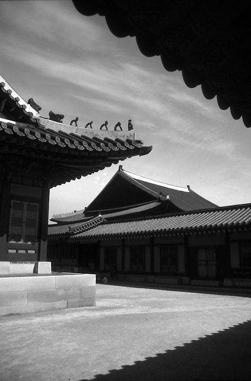 Royal Palace, Seoul