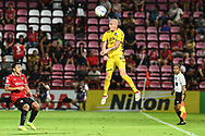 NONTHABURI, THAILAND - JULY 02: Stojanovic of Pattaya United in action during the second half of the Thai League: SCG Muangthong United vs Pattaya United at SCG Stadium, Nonthaburi, Thailand on July 02, 2017.<br /> .<br /> .<br /> .<br /> (Photo by: Naratip Golf Srisupab/SEALs Sports Images)<br /> .<br /> Any image use must include a mandatory credit line adjacent to the content which should read: Naratip Golf Srisupab/SEALs Sports Images