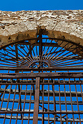 Tonnara del Secco,  di San Vito Lo Capo, a ruined former tuna fishing and processing factory in Sicily, dating back to 1412. It closed down in 1965.